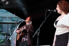 Justin Saltmeris - Festival Hub - Wednesday - Rob Orchard (2)s