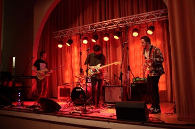 Kinnie The Explorer - Brighthelm Centre - Thursday - (c) Rob Orchard (1)s
