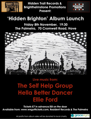 HTR Album Launch Poster - Final