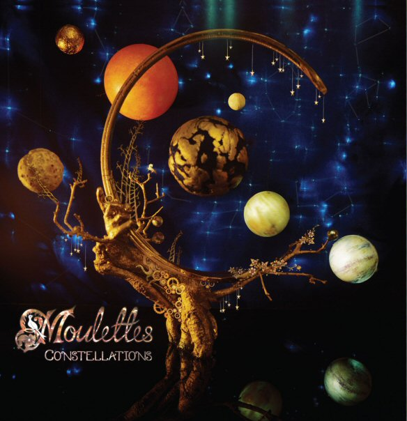 Moulettes constellations