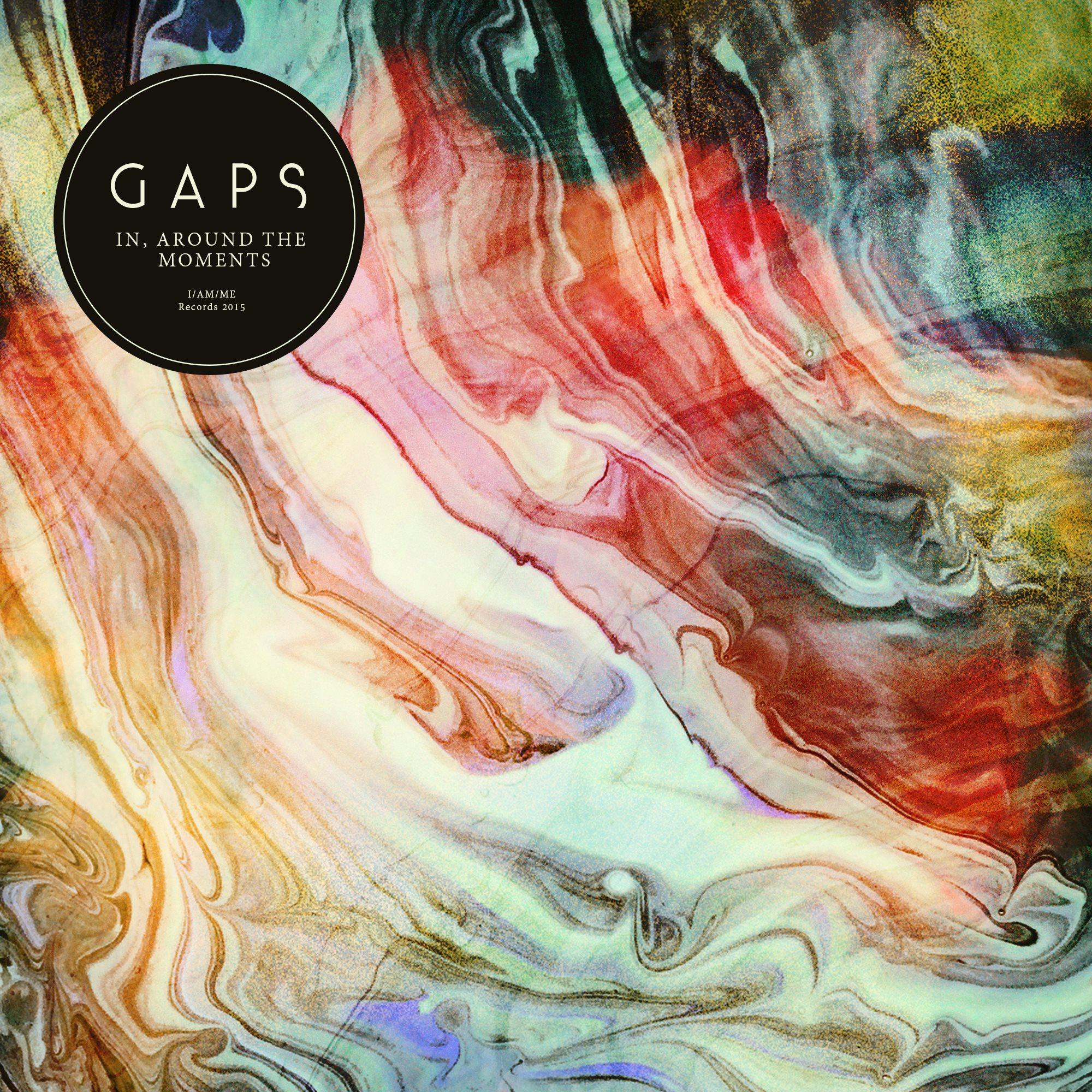 GAPS / In, Around The Moments album news | Brighton Music Blog